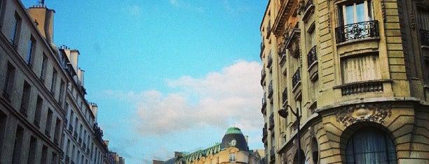 Rue du Bac is one of paris happenings.