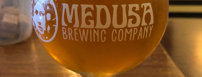 Medusa Brewing Company is one of Boston, MA.