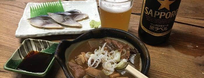 斉藤酒場 is one of MyFav酒場♪.
