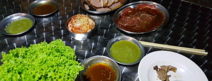 大众烧肉 Taisyu Yakiniku Japanese BBQ Ipoh is one of Lugares favoritos de mzyenh.