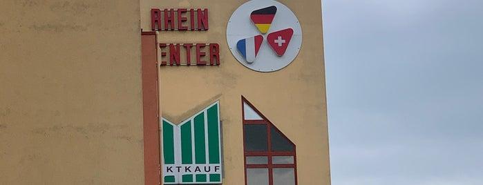 Marktkauf Weil am Rhein is one of Locais curtidos por Kevin.