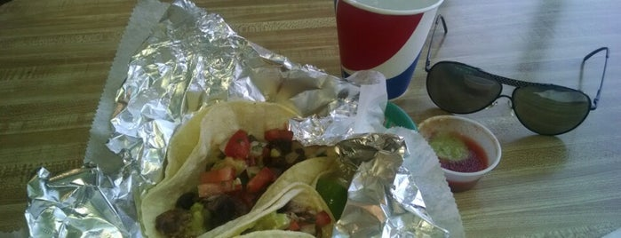 Yucatan Tacos is one of Taco Quest 2014.