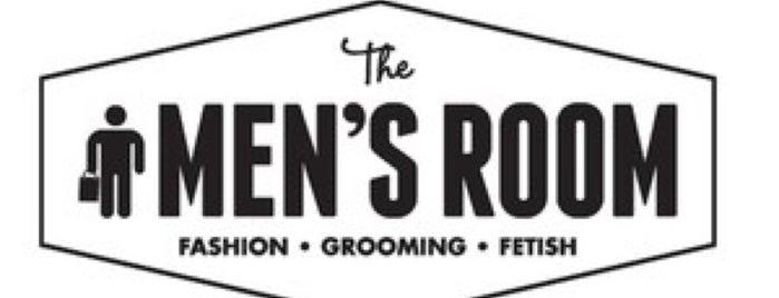 The Men's Room is one of Anderson: сохраненные места.