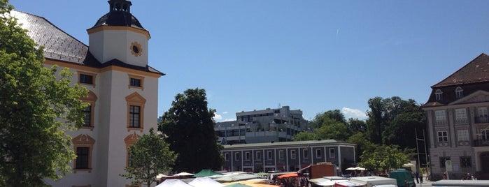 Wochenmarkt Kempten is one of J 님이 좋아한 장소.