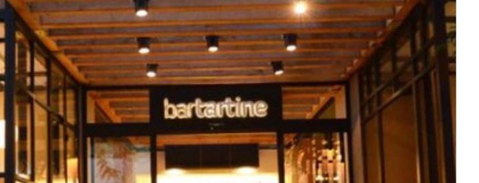 Bar Tartine is one of places in lebanon i been to.