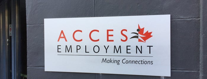 ACCES Employment is one of Canada.