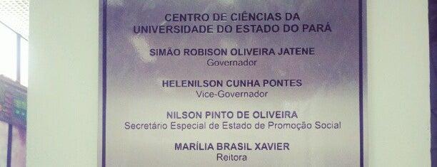 Planetário do Pará is one of Passeios astronômicos.