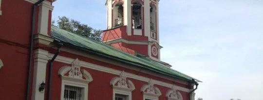 Храм Иоанна Воина is one of Места, где сбываются желания. Москва.