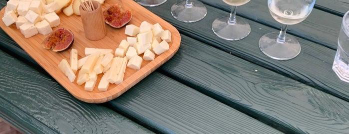 Amadeus Wine İmalathanesi is one of Bozcaada.