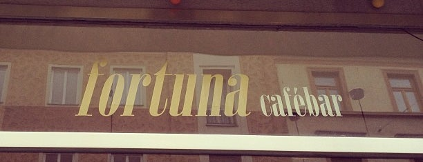 Fortuna Cafébar is one of munich.