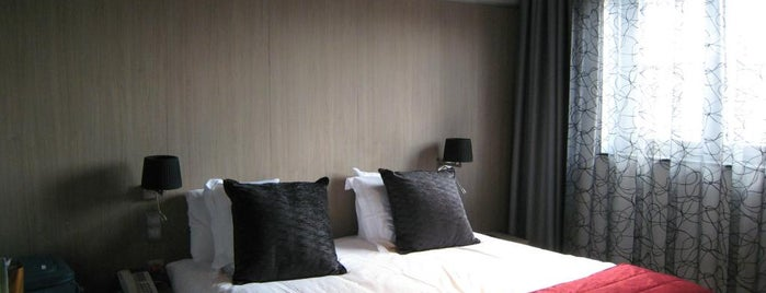 Hotel de Flandre is one of Gent.
