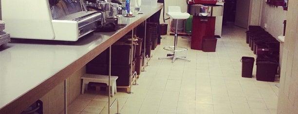 Van Dyck Rösterei is one of #ThirdWaveWichteln Coffee Places.