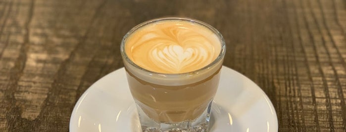 Foundation Coffee is one of Tampa.