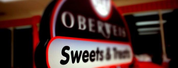 Oberweis Ice Cream and Dairy Store is one of Posti che sono piaciuti a Olan.