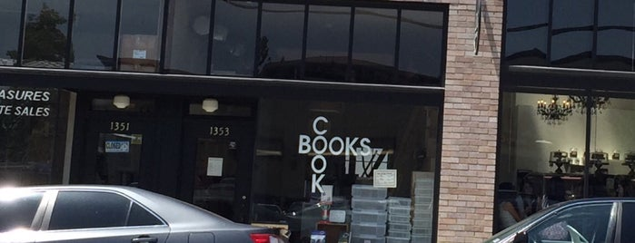 The Cookbook Store is one of SimpleFoodie Recommends.
