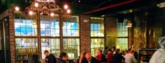 Greenpoint Beer and Ale Company is one of NYC Trivia Nights.