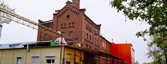 Пиво-медоваренный завод is one of kurgan.pro.