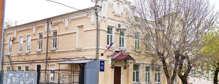 Магазин купца В. И. Окладовикова is one of kurgan.pro.
