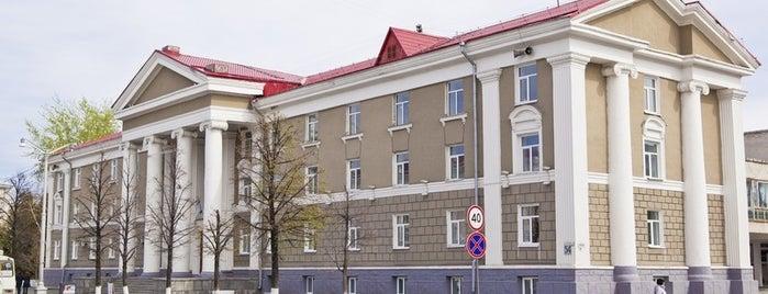 Дворец детского (юношеского) творчества is one of kurgan.pro.