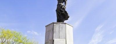 Памятник Наташе Аргентовской is one of kurgan.pro.