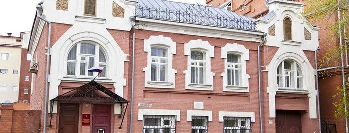 Дом П. Е. Борисова is one of kurgan.pro.