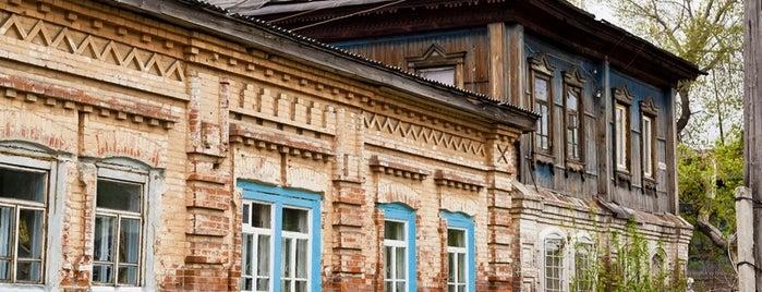 Традиционная усадьба с хозяйственно-ремесленными постройками is one of kurgan.pro.