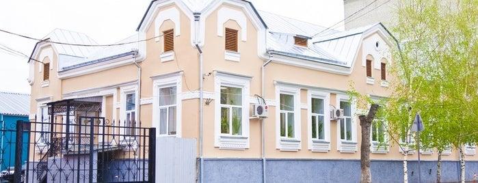 Жилой дом пивовара В. А. Гампля is one of kurgan.pro.