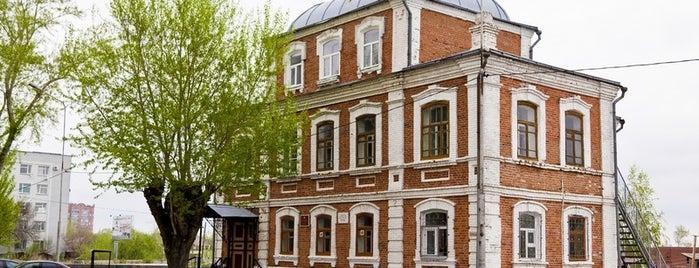 Здание ремесленной школы is one of kurgan.pro.