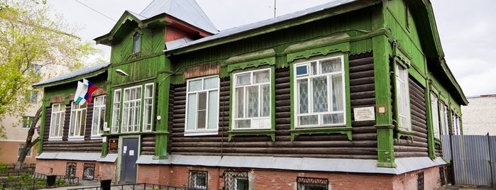 Типовая провинциальная школа is one of kurgan.pro.
