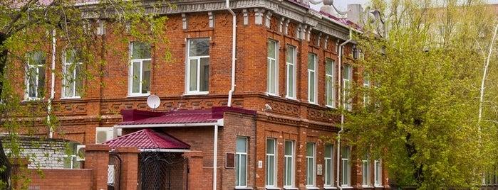 Дом купцов Корнильцевых is one of kurgan.pro.