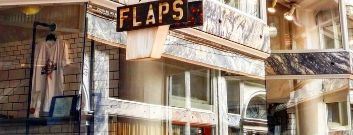 Jack Flaps Luncheonette is one of Locais salvos de Colleen.