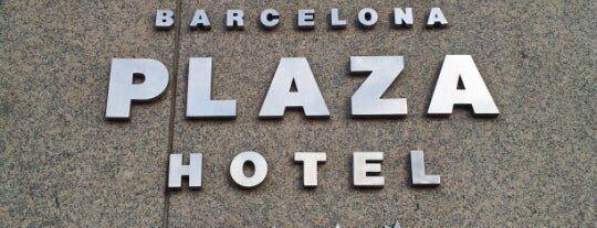Hotel Catalonia Barcelona Plaza is one of Barcelona.