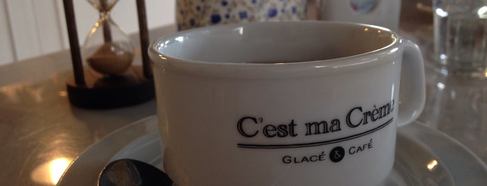 C'est ma Crème is one of Maruさんのお気に入りスポット.
