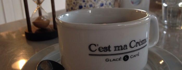 C'est ma Crème is one of Maru : понравившиеся места.