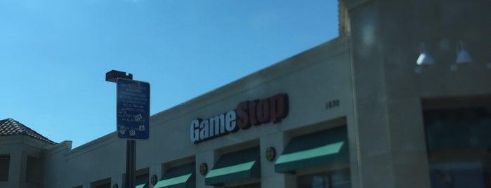 GameStop is one of California.
