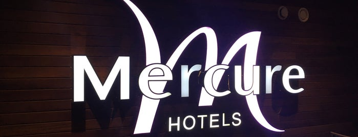 Mercure Bursa Hotel is one of Murat karacimさんのお気に入りスポット.