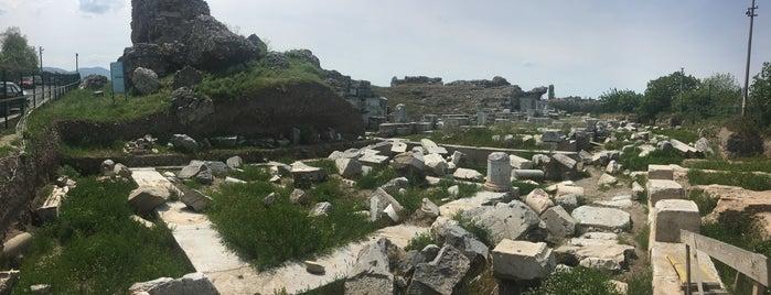 Roma Tiyatrosu is one of gezginkizin listesi.