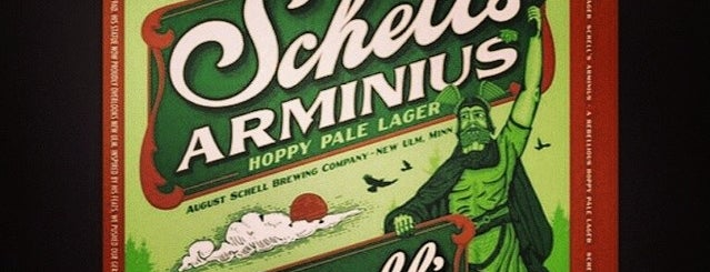 August Schell's Brewing Co is one of Craft Beer Drinking.