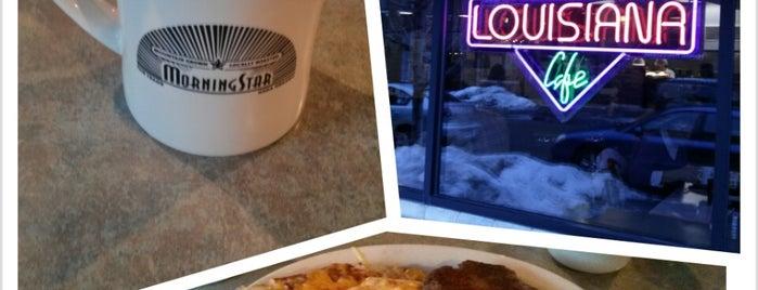 Louisiana Cafe is one of Breakfast Club.