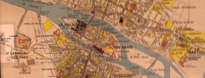 La Rôtisserie is one of Paris France.
