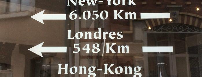 Domaine Fouassier is one of สถานที่ที่บันทึกไว้ของ Jean-Marc.