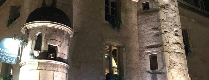 Maison du colombier is one of Posti che sono piaciuti a Eric T.