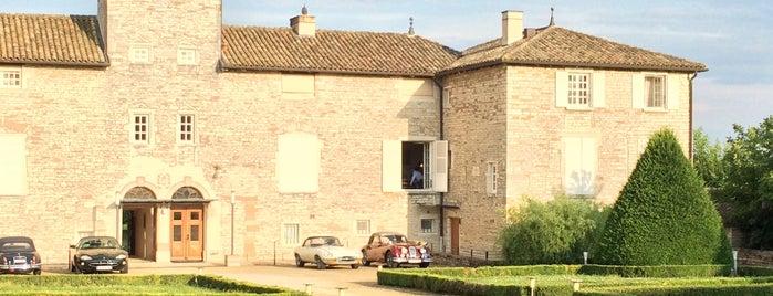Château de Besseuil is one of Lieux qui ont plu à CM.