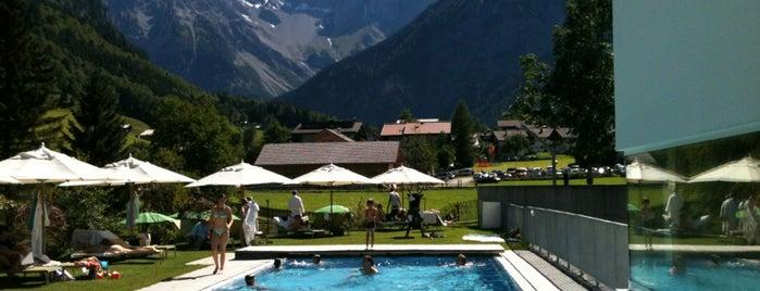 Hotel Valavier is one of Lugares favoritos de Valentin.