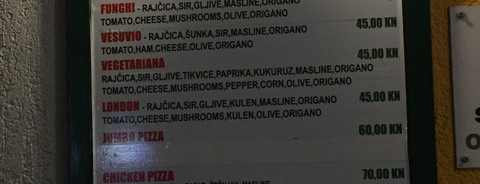 Crazy Pizza is one of Zadar.