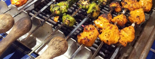 Barbeque Nation is one of János 님이 좋아한 장소.