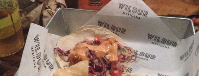 Wilbur Mexicana is one of Tempat yang Disukai em_eh.