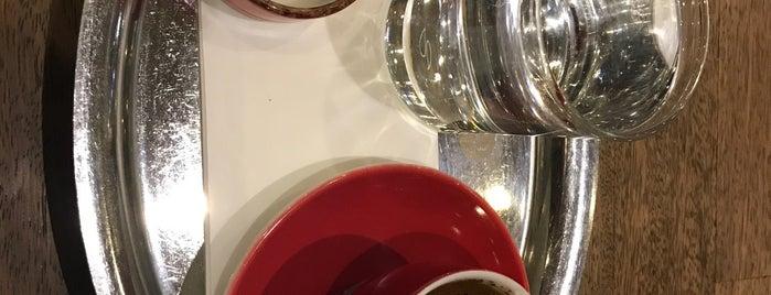 Coffeemania is one of Orte, die Douzo gefallen.