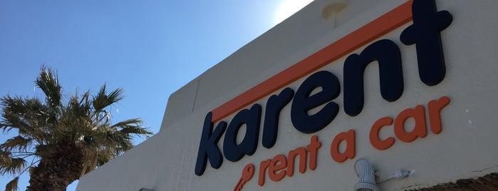 Karent | Rent a Car is one of Tempat yang Disimpan Katerina.