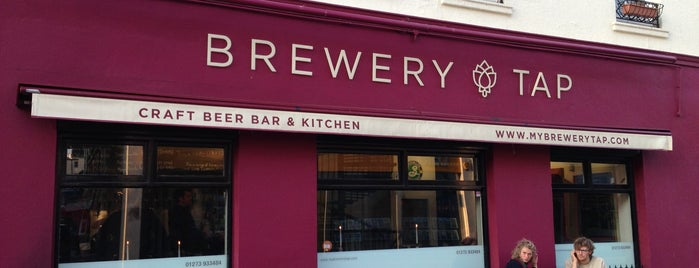 Brewery Tap is one of Craft beer.